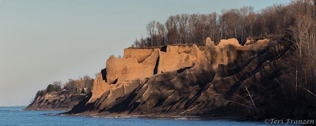Chimney Bluffs