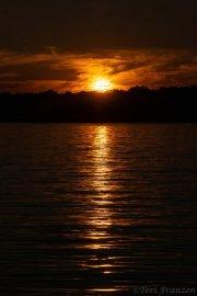 North Woods Sunset - B14I0385